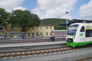 Umbau Bahnhof Jena-Göschwitz
